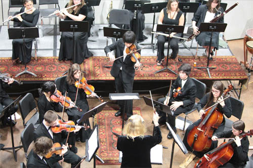Mt Baker Youth Symphony